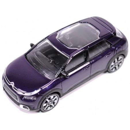Citroën C4 Cactus violet