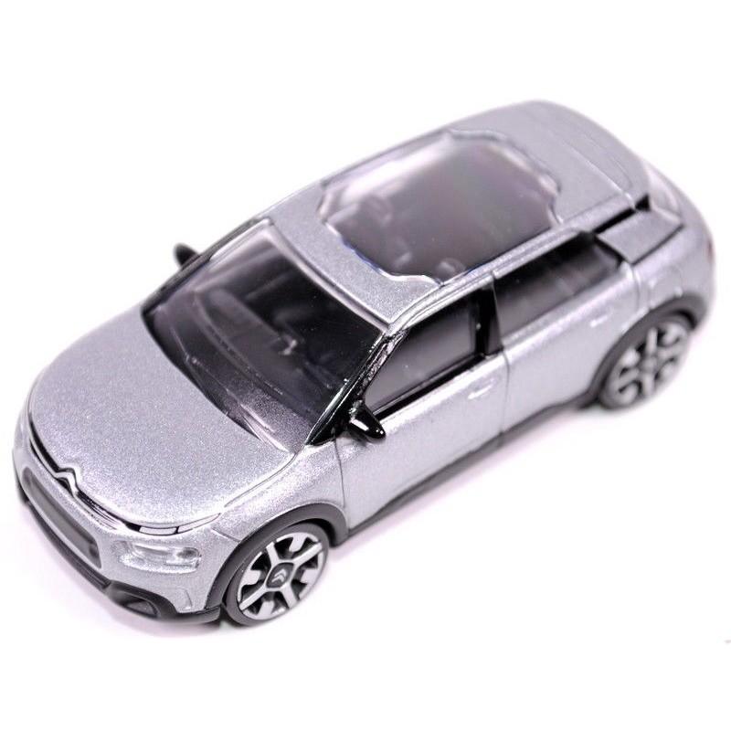 Citroën C4 Cactus grey