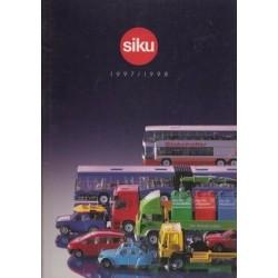 Siku catalogus A4 1997/98