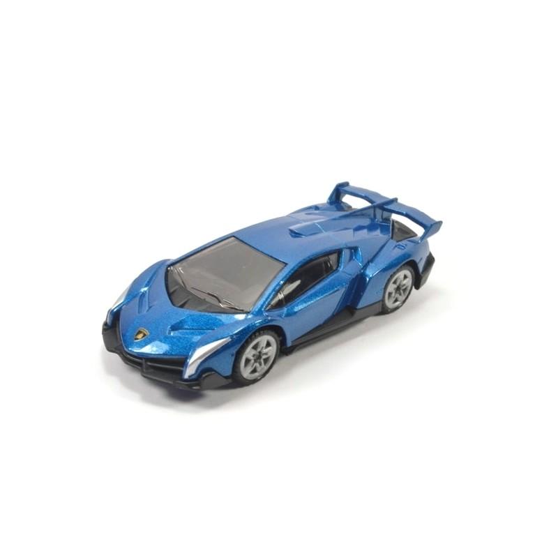 Lamborghini Veneno, metallic blau