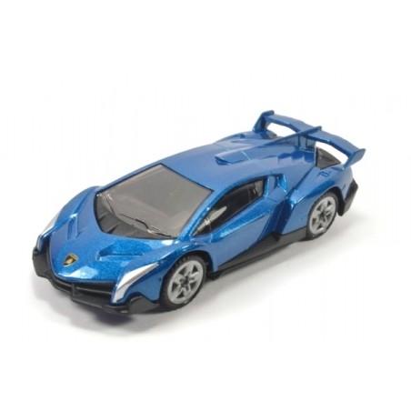 Lamborghini Veneno, bleu métallique