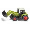 Claas Ares with front loader