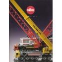 Siku 9001 Siku catalogus A4 1999/00