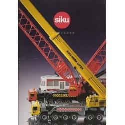 Siku catalogus A4 1999/00