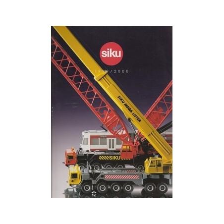 A4 Siku dealer catalogus 1999/00