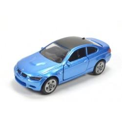 BMW M3 Coupe, metallic blue