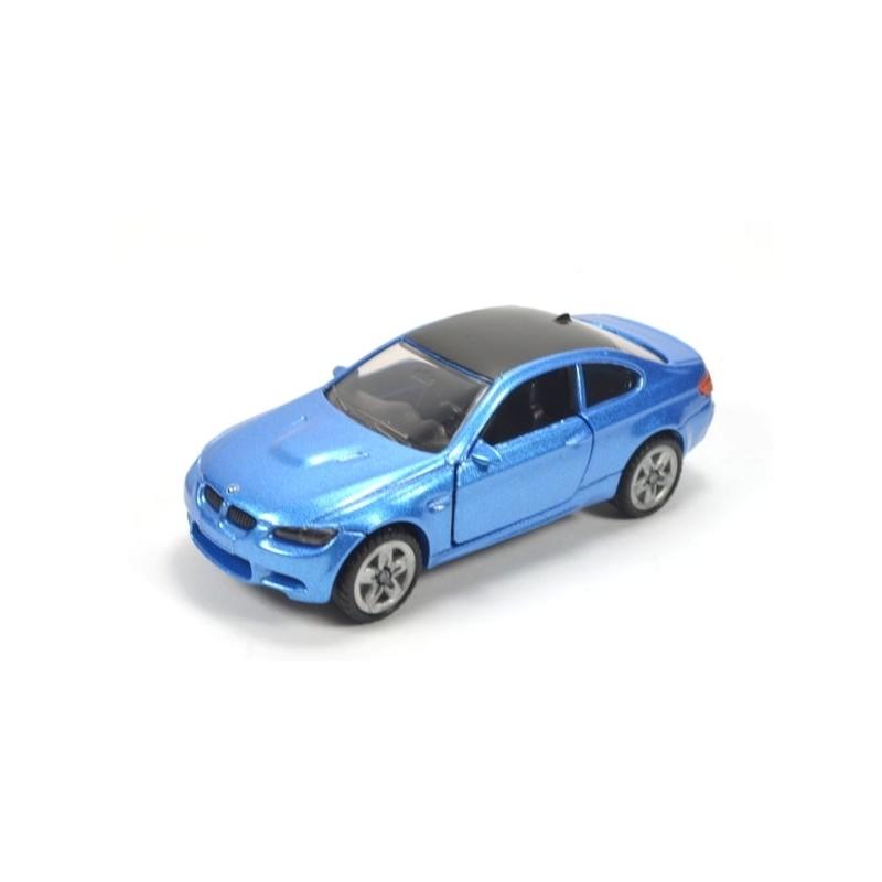 BMW M3 Coupé, metallicblau