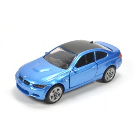BMW M3 Coupe, metallic blue