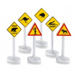 Panneaux de signalisation internationale