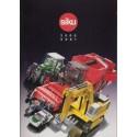 Siku 9001 Siku catalogus A4 2000/01