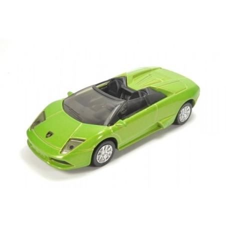 Lamborghini Murciélago Roadster, metallic groen