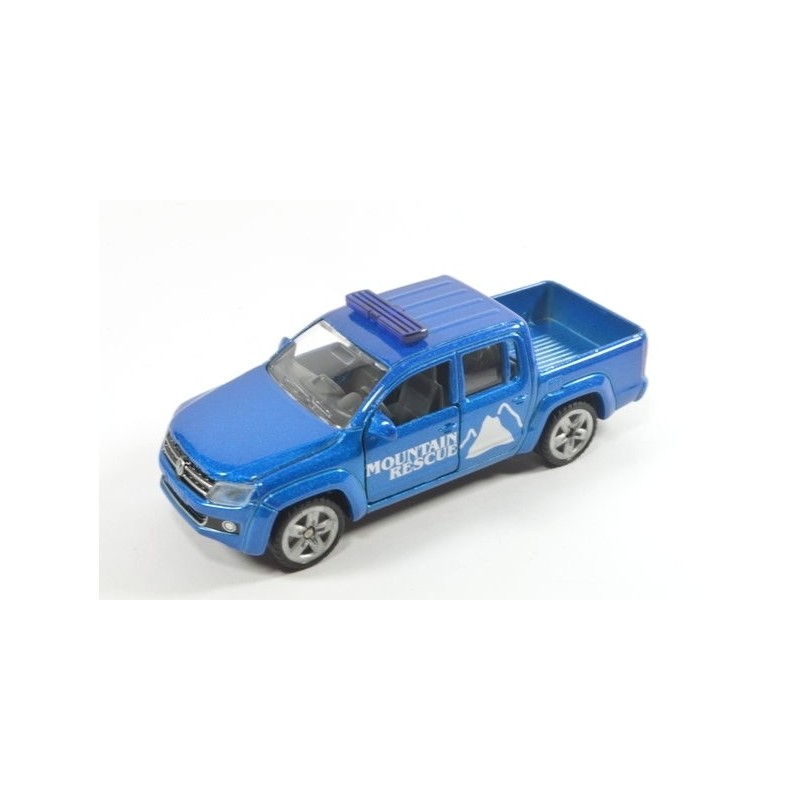 Volkswagen Amarok Mountain Rescue