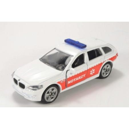 BMW 520i Notarzt met bedrukte achterlichten