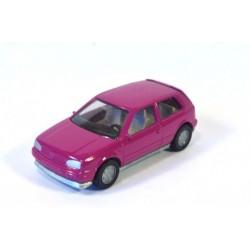 Volkswagen Golf III, paars