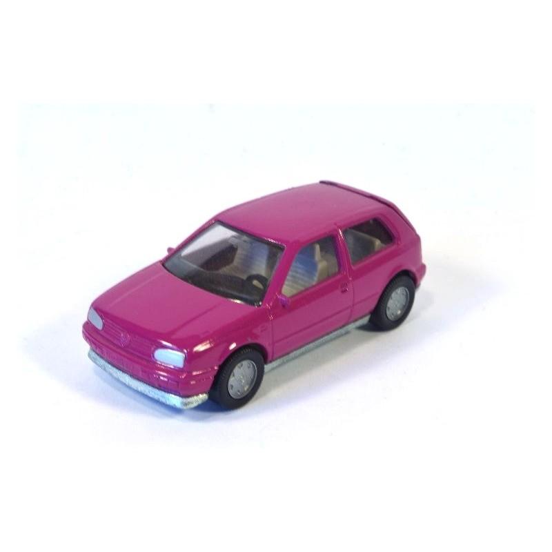 Volkswagen Golf III, lila