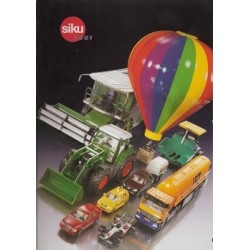 Siku catalogus A4 2001