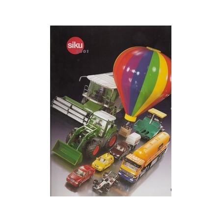 A4 Siku dealer catalogus 2001
