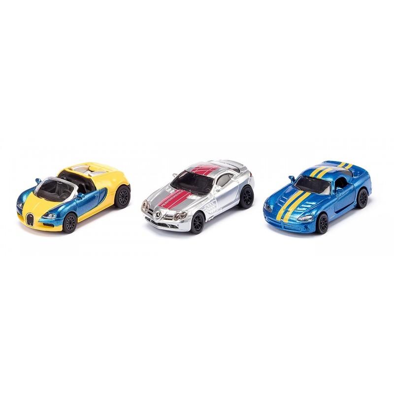 Sportwagen-Set