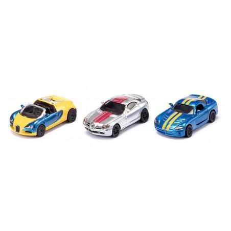 Sportcarts set