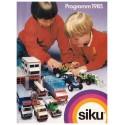 Siku 9002 Siku brochure A6 1985