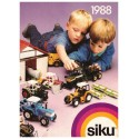 Siku A6-1988 Siku brochure A6 1988