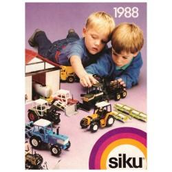Siku brochure A6 1988