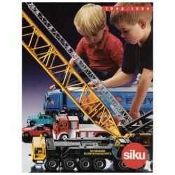 Siku brochure A6 1998/99