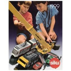 Siku brochure A6 1999
