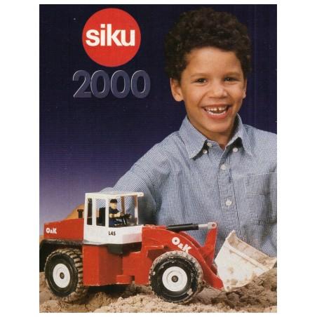 Siku brochure A6 2000