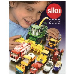 Siku brochure A6 2003