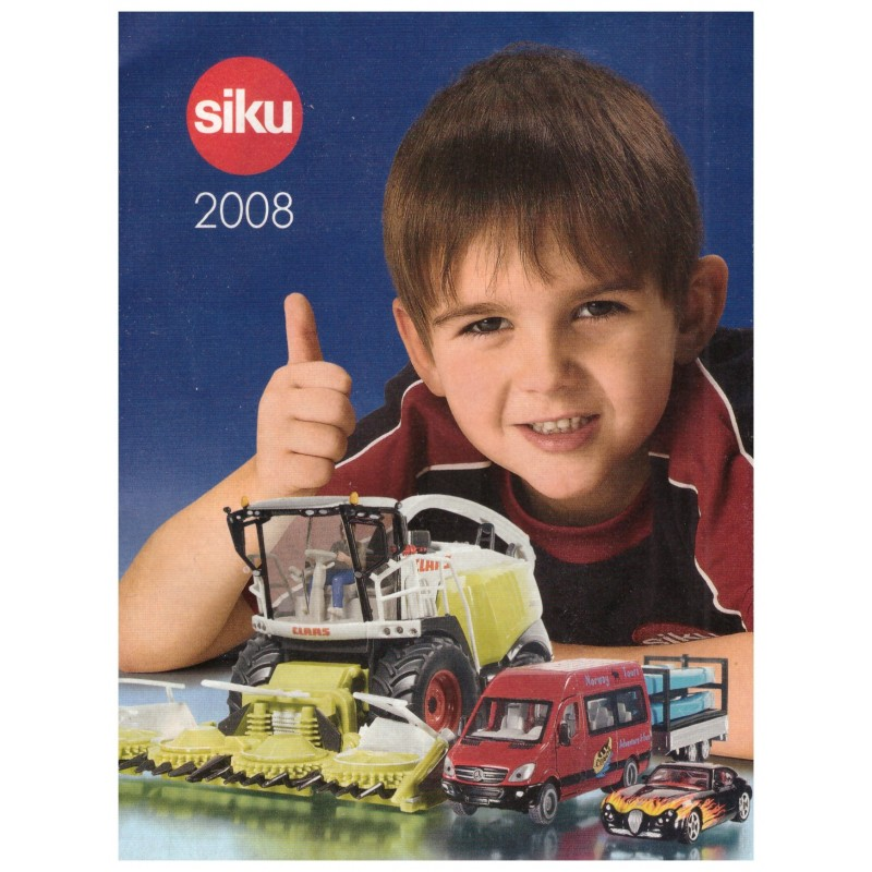 Siku brochure A6 2008