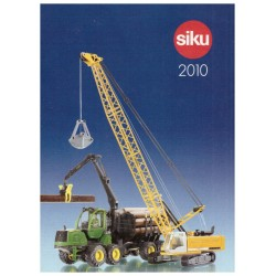Siku brochure A6 2010