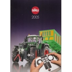 Siku catalogue A4 2005