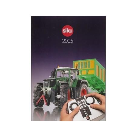 A4 Siku dealer catalogus 2005