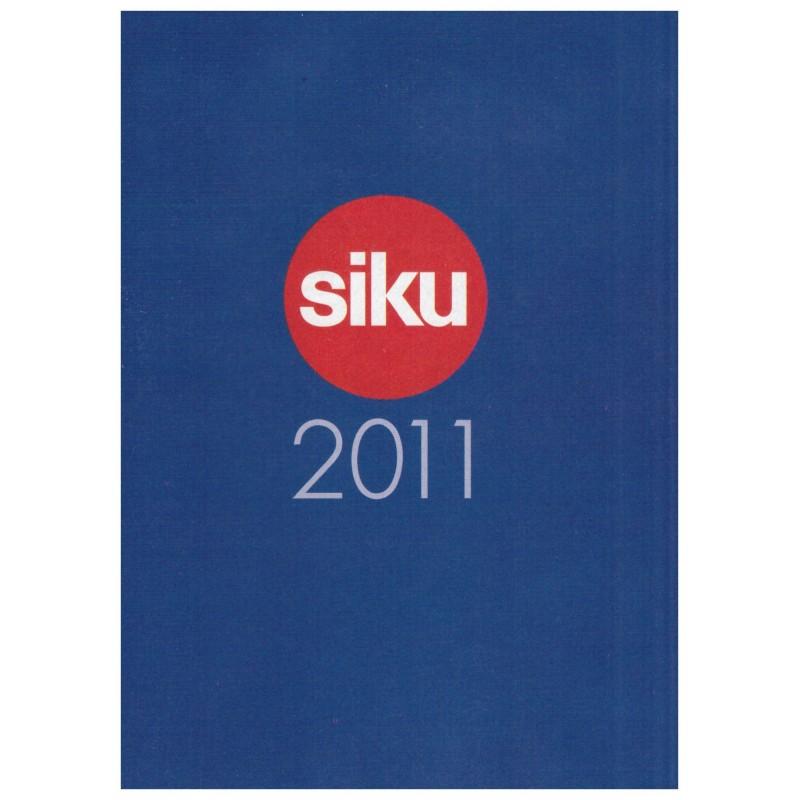 Siku brochure A6 2011