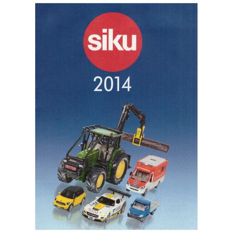 Siku brochure A6 2014