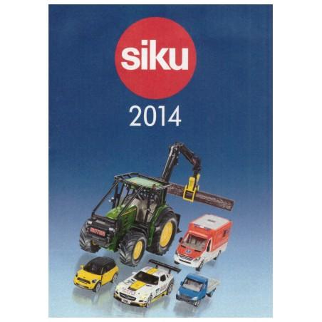 Brochure consommateur A6 Siku 2014