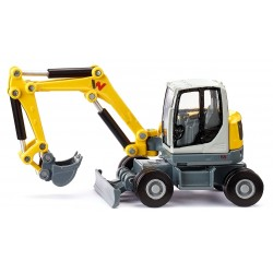 Wacker Neuson EW65 mobile excavator