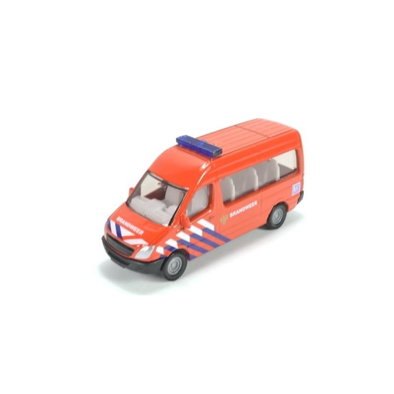 Bus de service d'incendie
