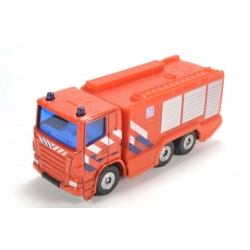 Fire service car
