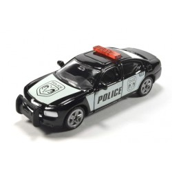 Dodge Charger US Police, mit bedruckter Beleuchtung