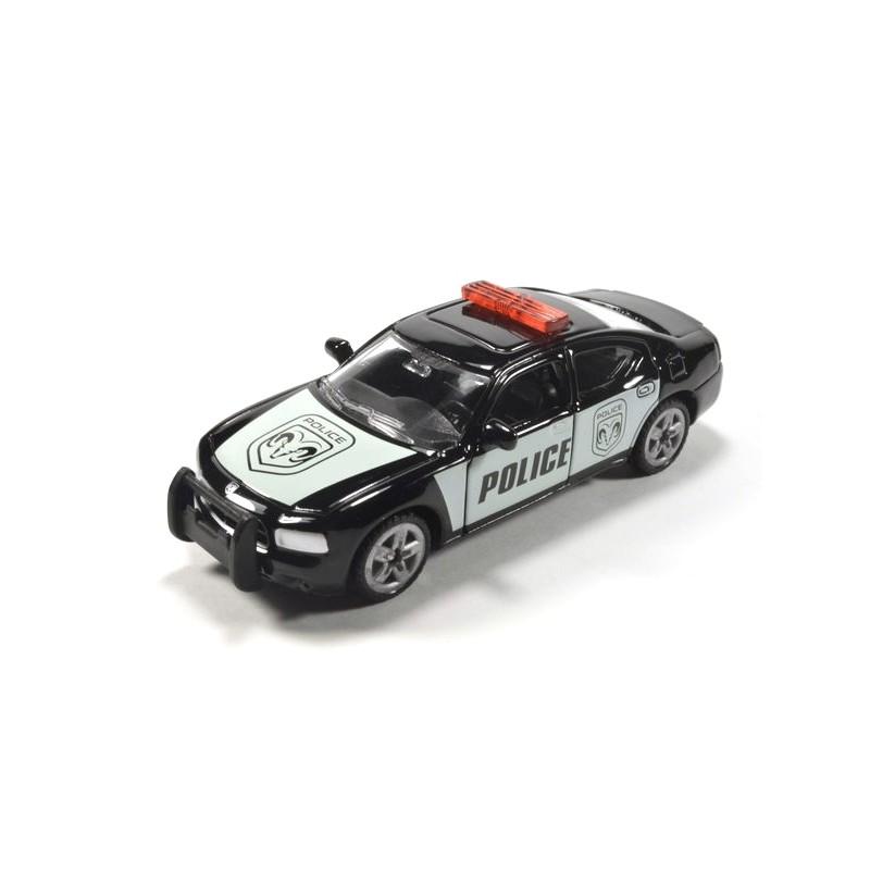 Dodge Charger US Police, met bedrukte verlichting