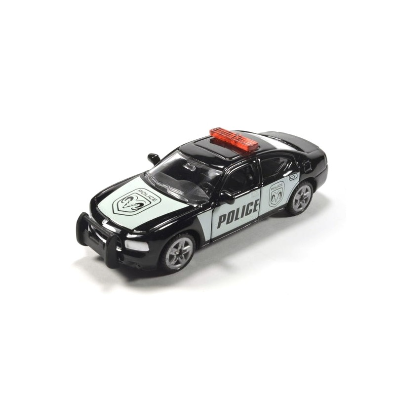 Dodge Charger US Police, with printed lighting