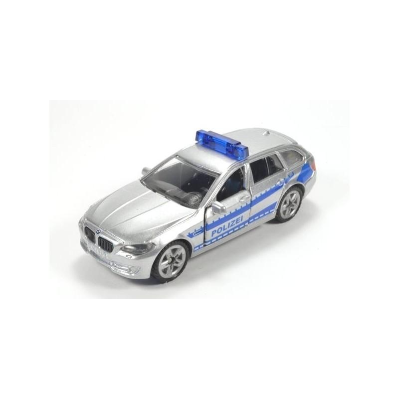 BMW 520i Touring Polizei, met gedrukte achterlichten