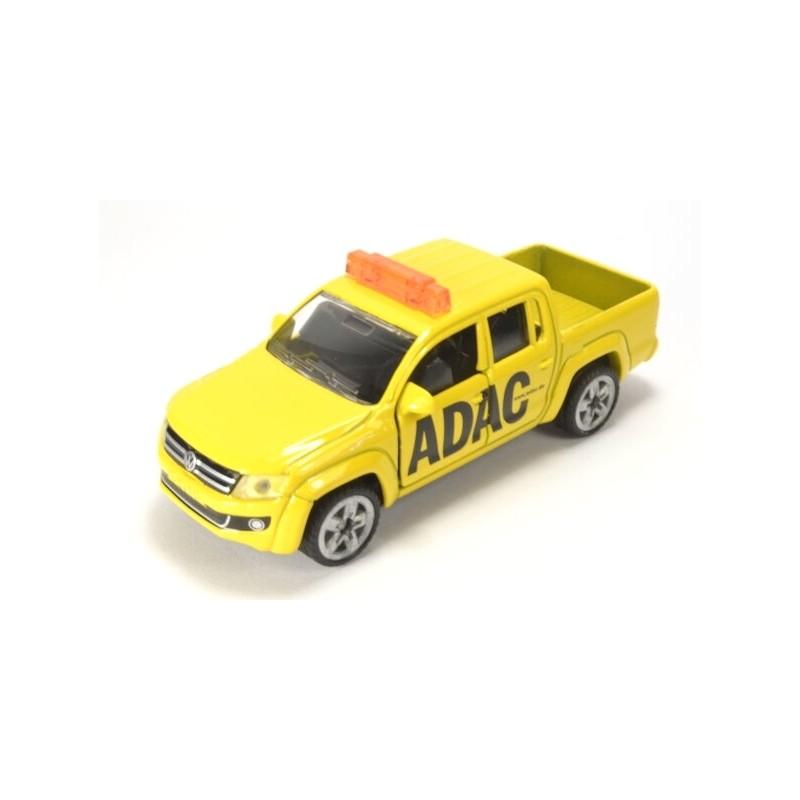Volkswagen Amarok ADAC with high blue light bar