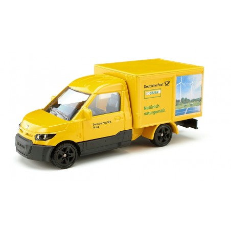 Deutsche Post pakketdienst Street Scooter