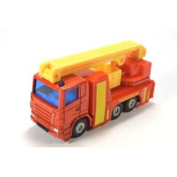 Scania R380 brandweerwagen met reddingsplatform
