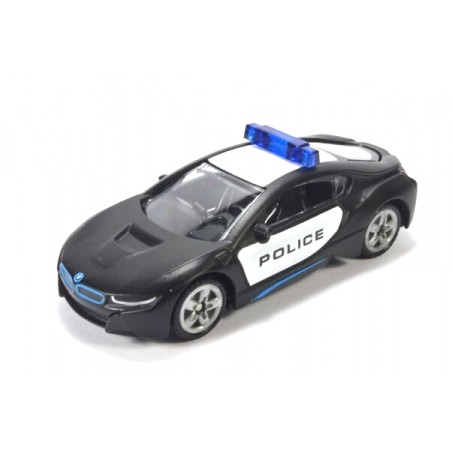 BMW i8 Coupé US-Police