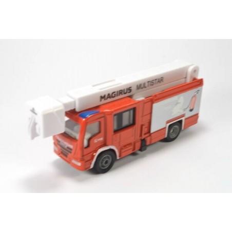 Magirus Multistar TLF brandweerauto met telescoopmast