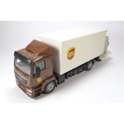 MAN TGS UPS camion